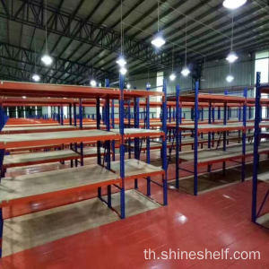 Industrial Mezzanine Floor and Shelves System